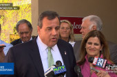 Chris Christie says global warming is real