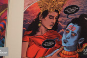 Taking on India's rape culture - with comics