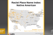 American places named with racial slurs