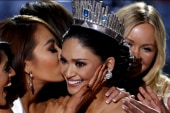 Steve Harvey's epic fail at the Miss Universe