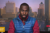 DeRay McKesson on his Baltimore Mayoral...
