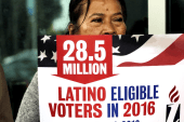 How Latino voters engage in the elections