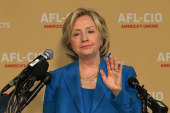 Hillary Clinton calls Republican anti...