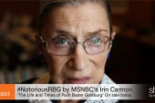 Your tweets, legally: RBG, #AimingForChange