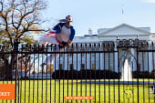 White House jumper to get 1-yr in prison?