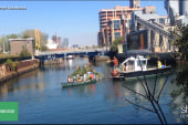 Floating garden will clean the Gowanus