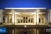 Presidential library funding in the dark