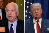 Trump's comments overshadow Iowa summit