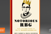 New book pays tribute to Ruth Bader Ginsburg