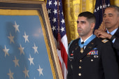 Obama awards Army Captain Medal of Honor