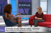 Emily Tarver talks 'Donny!' and 'Sisters'