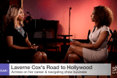 Laverne Cox's Road to Hollywood