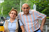 Couple's arrest in Azerbaijan prompts outcry