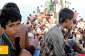 Future of stateless Rohingya remains...