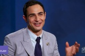 Zac Posen on working on 'Project Runway'