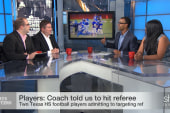 The Roundtable: NFL CTE stats & NHL rape...