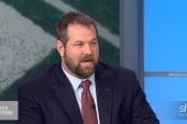 NFL's Geoff Schwartz talks religion, MRSA