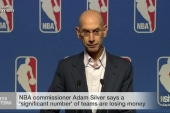 NBA teams losing money? Cue labor disputes