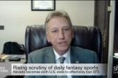 PA Rep. Dunbar fears DOJ shutdown of DFS