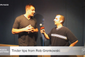 Tinder Tips from Patriots' Rob Gronkowski,...