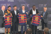 FC Barcelona aims to end poverty by 2030