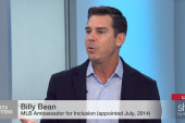 MLB Ambassador for Inclusion talks LGBT,...