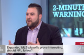 '2-minute warning' debates: Are sports...