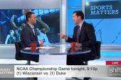 NCAA Championship preview: Who ya got?