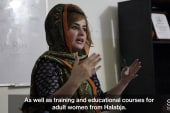 Women's center in Iraqi Kurdistan aids...