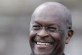 Cain loses mustache endorsement