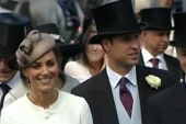 Royals spend day at the races