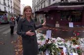 Terrifying video captures Paris attack