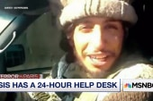ISIS has 24-hour help desk