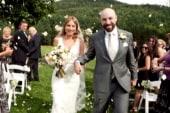 Irene strands wedding party in rural Vermont