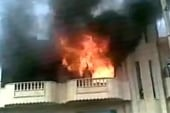 Pro-Assad forces attack embassies in...