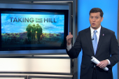 Veterans get ready to 'Storm the Hill'