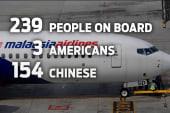 Malaysian flight 370 changed course