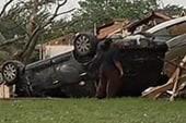 Tornadoes pound Dallas, Texas area