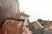 Meteorologist tours home torn to pieces by...