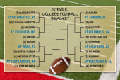 Steve's dream college football scenario