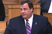 The time Christie took out a TV network