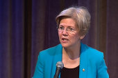 What surprised Warren most about the Senate