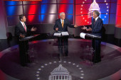Ed Markey leads Gabriel Gomez in MA Senate...