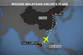 Malaysia Air: Search and rescue dispatched