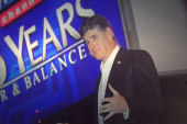 What Sean Hannity's immigration evolution...