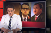 Chris Christie's e-mail to Steve Kornacki