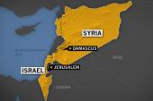 Israeli warplanes conduct airstrikes...