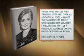 Hillary defends Benghazi response in book