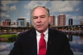 Kaine: Is there a double standard for women?
