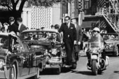 What it was like covering JFK's assassination